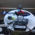Selling: RC Helicopter with controller, 2 batteries and charger