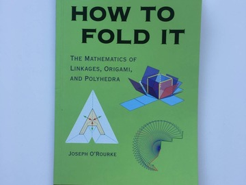 Selling: How to fold it - Joseph O'Rourke