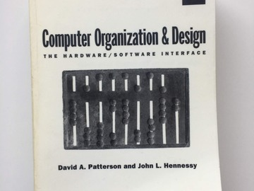 Selling: Computer Organization & Design