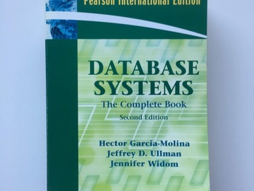 Selling: Database Systems