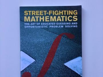 Selling: Street-fighting Mathematics