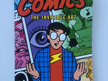 Selling: Understading Comics the invisible art