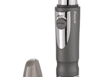 Buy Now: Fancii Professional Nose & Ear Hair Trimmer with LED Light