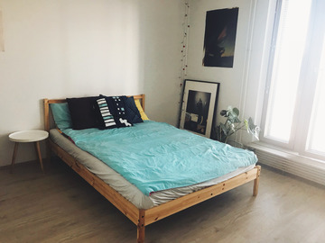 Renting out: Short-term room available in Jätkäsaari (female only)
