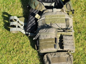 Selling:  Husar LTD Noble gen. II full PC and chestrig set