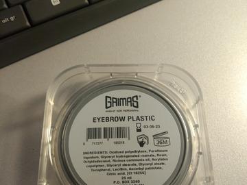 Venta: Eyebrow plastic grimas