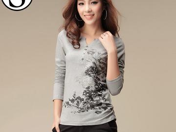 Vente avec paiement en ligne: Tee Shirt Femme Graphique T-shirts Femmes