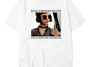 Vente avec paiement en ligne: Professionnel T-shirts Femmes T-shirt Blanc Harajuku Chemise