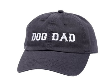Selling: Dog Dad - baseball hat