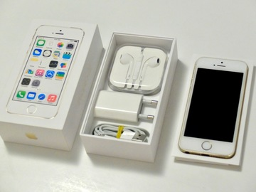 Selling: iPhone 5s 16G Gold