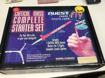 Selling: Critical mass complete starter set