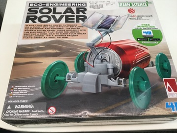 Selling: Solar Rover