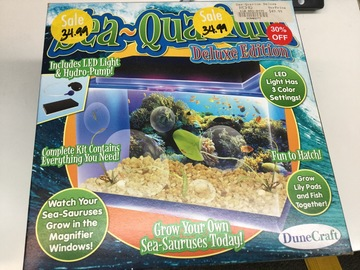 Selling: Sea-Quarium