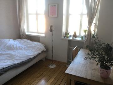 Annetaan vuokralle: Studio apartment in lovely Punavuori for 1 month