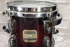 Selling with online payment or cash/check/money order/cash app/Venmo: Gretsch Renown Maple 8x8 tom, first generation, cherry burst