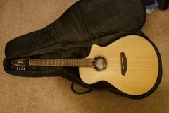 Renting out: Breedlove Pursuit Concert 12-String