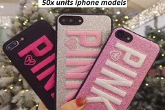 Buy Now: 50x Pink iphone Glitter 3D Embroidery Love in 3 colors