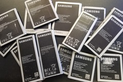 Buy Now: 100  Samsung Original Batteries