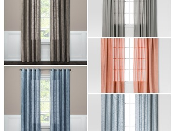 Buy Now: Curtain Panels