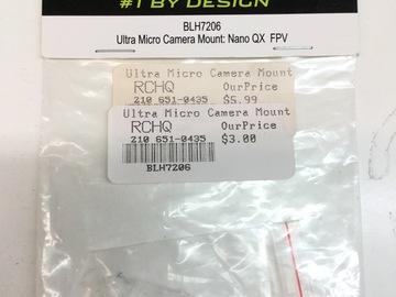 Selling: Ultra Micro Camera Mount: Nano QX FPV