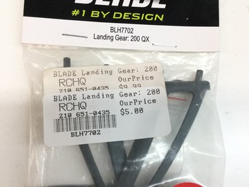 Selling: Landing gear: 200 QX