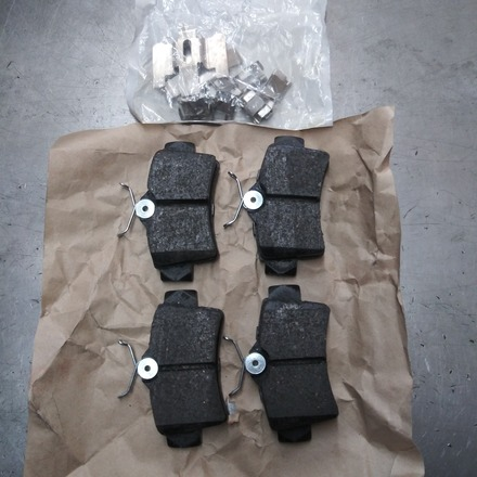 94-04 Ford Mustang Rear Brake Pads - USED AUTO PARTS DEPOT