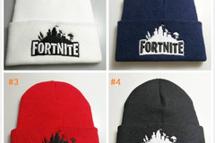 Buy Now: 50pc Mixed Design Fortnite Beanies