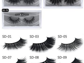 Buy Now: 60pc Mink Eyelashes Mixed Styles