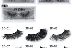 Buy Now: 60pc Mink Eyelashes Mixed Styles