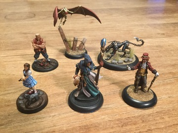 Learn a skill in-person (1-on-1): Painting game miniatures