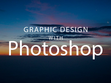 Learn a skill (one-on-one): Graphic Design with Photoshop