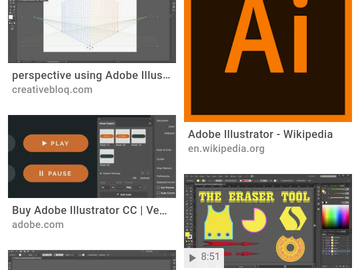 Learn a skill in-person (1-on-1): Adobe Illustrator learn / service