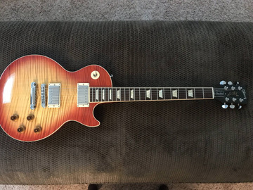 Renting out: 2016 Gibson Les Paul Standard