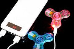 Buy Now: Lot of 100 Bluetooth LED Spinner . High quality