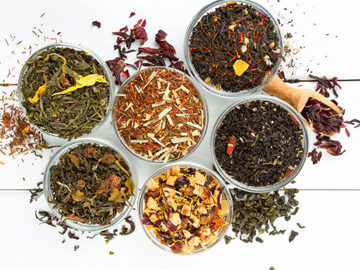 12 Credits: Tea Blending Workshop