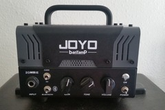 Renting out: Joyo Zombie amp (Mesa Boogie-esque)
