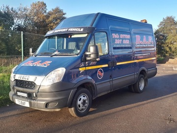 Hourly Equipment Rental: 24/7 Fleet Support Vehicle Callout Service