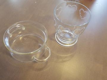 Ilmoitus: lasi astia tuikku kippo