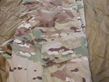 Selling: USGI multicam fracu pants