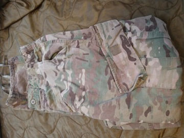 Selling: Used USGI fracu multicam pants