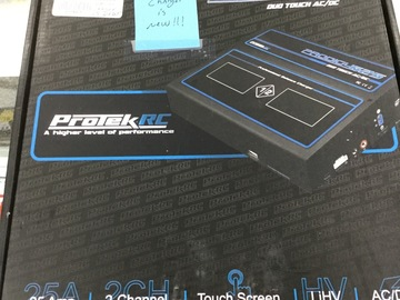 Selling: ProTek Prodigy Duo Touch AC/DC Charger