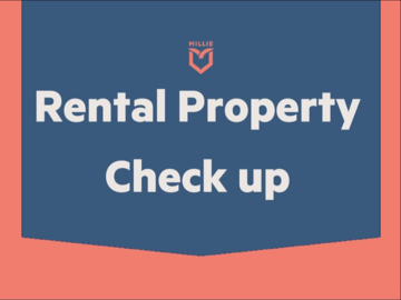 Task: Property Check Up