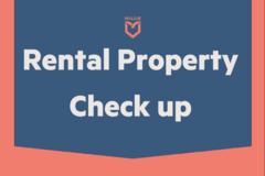 Task: Property Check Up