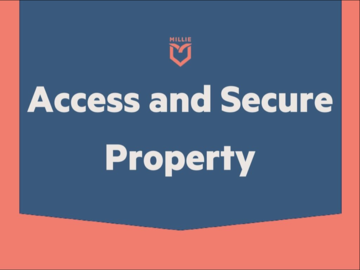Task: Access and Secure