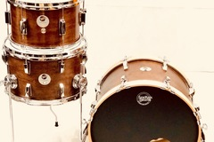 Selling with online payment: Bop Drum Set shell pack