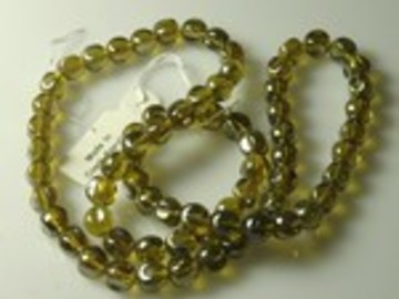 Buy Now: 40 lbs-- Czecho Druk Beads--Glass--Vintage-- $2.50 lb!!