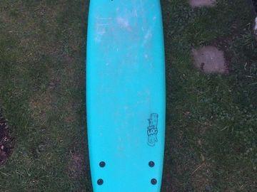 For Rent: Soft Longboard