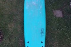 For Rent: Soft Longboard