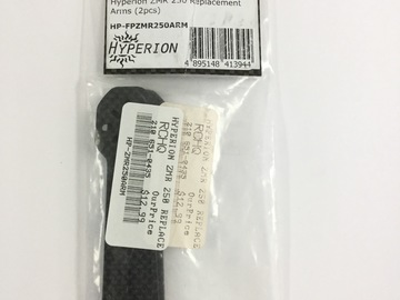 Selling: Hyperion ZMR 250 replacement arms