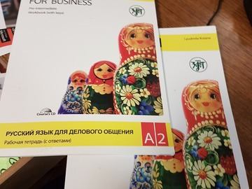 Myydään: Russian for Business A2 Lyudmila Kotane text and exercise